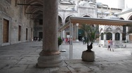 Stock Video Footage of Yeni Cami Mosque