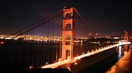 Stock Video Footage of Golden Gate View 003 PJPEG 1920x1080 30fps