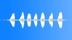 WhiteCrestedHorn83210 Sound Effect