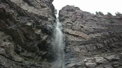 Cascade Falls, Ouray, Colorado - 3 Stock Footage