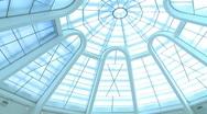Stock Video Footage of Guggenheim Aerial