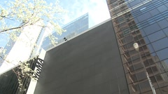 Museum of Modern Art - stock footage