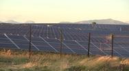 6. Solar Power Panels Stock Footage