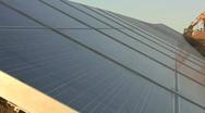 10. Solar Power Panels Stock Footage