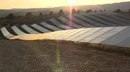 15. Solar Power Panels Stock Footage