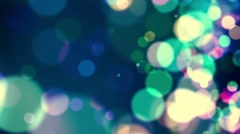 Defocus Abstract Background - Rerto Colors - Macro - stock footage