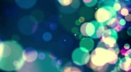 Stock Video Footage of Defocus Abstract Background - Rerto Colors - Macro