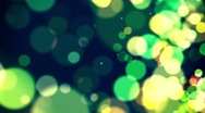 Defocus Abstract Background - Green Stock Footage