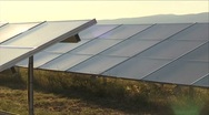 23. Solar Power Panels Stock Footage