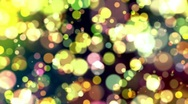 Stock Video Footage of Defocus Abstract Background - Warm Colors - 2