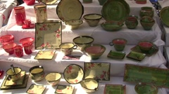2. Ceramics Stock Footage