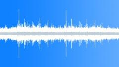 Crackling radio receiving - looping - sound effect