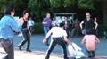 Japanese Rockabilly Dancers 4. Yoyogi Park, Harajuku, Tokyo Footage