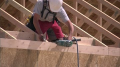 Construction 4 720p 29.97 - stock footage