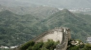 Stock Video Footage of Great Wall in China 66 stylized filmlook