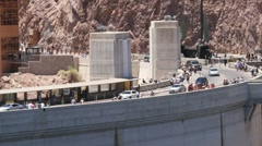 Hooverdam - Las Vegas - Nevada Stock Footage