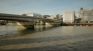 Stock Video Footage of London Bridge