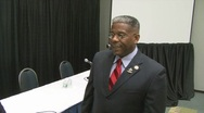 Stock Video Footage of Congressman Allen West