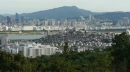 Stock Video Footage of Seoul