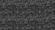 Tv snow noise hd Stock Footage