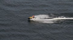 Jet Skiing 01 Stock Footage