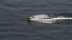 Jet Skiing 01 - stock footage