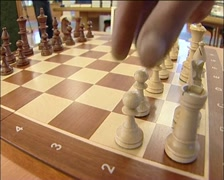 Chess Stock Footage