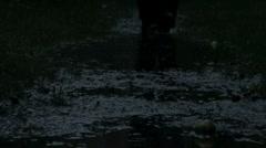 Dark Stranger Stock Footage