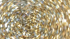 Gold background Stock Footage