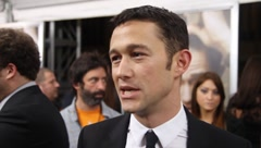 Stock Video Footage of Joseph Gordon-Levitt