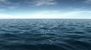 Sea/Ocean_032 Stock Footage
