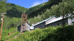 Juneau, Last chance mine Stock Footage