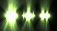 Stock Video Footage of Optical Flares
