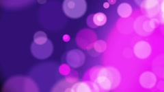 Defocus Abstract Background - Warm - Move and Rotate - Purple Stock Footage