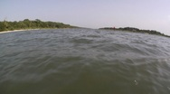 On The Water 4 Stock Footage