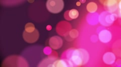 Defocus Abstract Background - Warm - Move and Rotate - Red Stock Footage