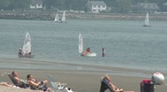 Stock Video Footage of People enjoying the water. (3 of 4)