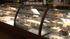 Shopping in a market pantry. (2 of 4) Stock Footage
