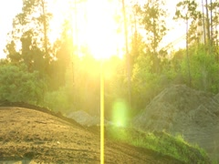 Dirt Bike 19 Stock Footage