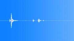 ADDING MACHINE, MANUAL - sound effect