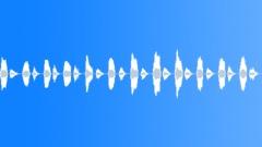 AIR, REGULATOR Sound Effect