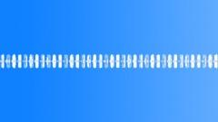 ALARM, ELECTRONIC Sound Effect