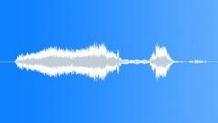 ANIMAL, CREATURE Sound Effect