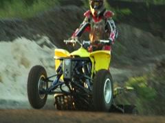 ATV 2 Stock Footage