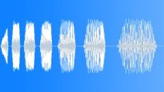 ARCADE, VIDEO - sound effect