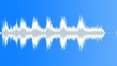 AUTO, AMERICAN V6 - sound effect