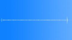 AUTO, DIRECTIONAL SIGNALS Sound Effect