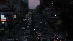 Traffic - Rush Hour 6 Stock Footage