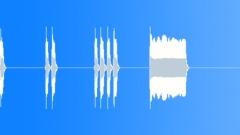 AUTO, PASSENGER VAN V8 - sound effect