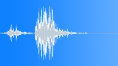 BAG, DUFFLE - sound effect